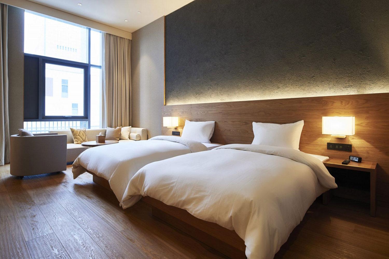 Thiết kế phòng khách sạn đẹp 1303 A